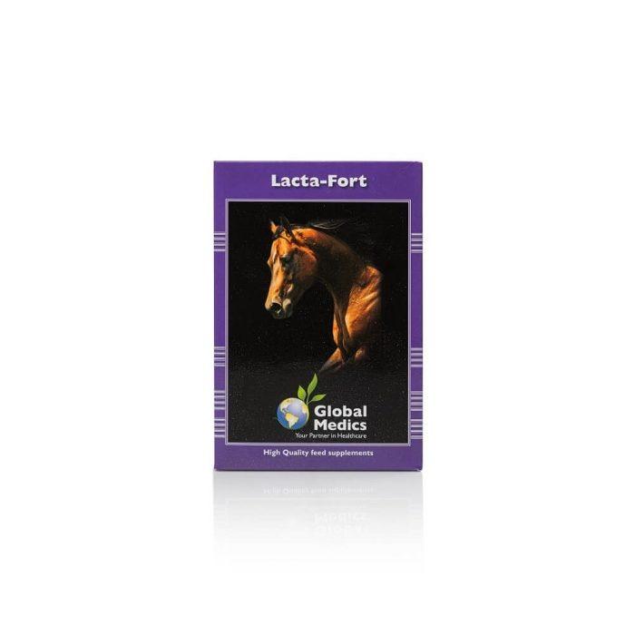 Lacta-Fort Global Medics Horse Supplements