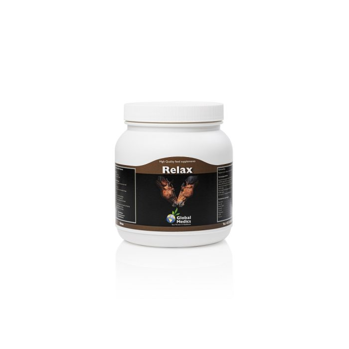 Relax - Global Medics Horse Supplements